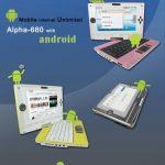 Skytone un Netbook sous Android à 99$