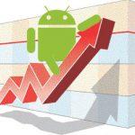 Les terminaux sous Android connaîtront une progression de 900% en 2009