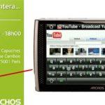 Archos annoncerai la sortie de sa mini tablette sous Android le 11 juin