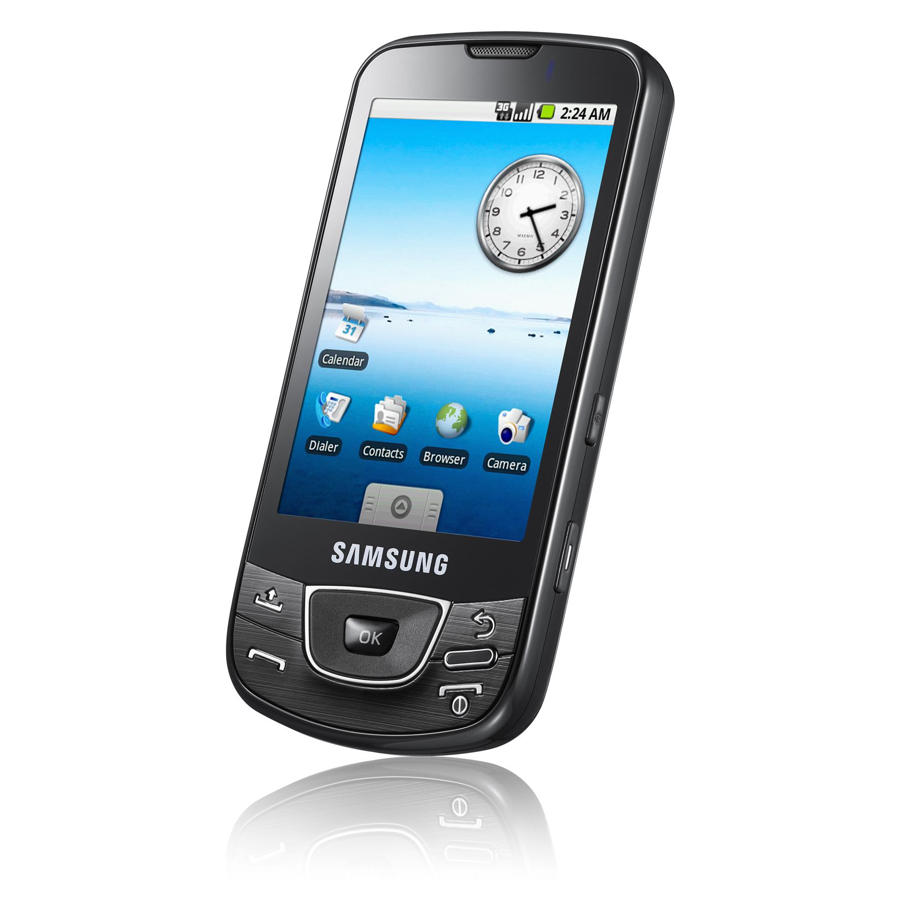 Bouygues télécom officialise la sortie du samsung i7500 Galaxy ...