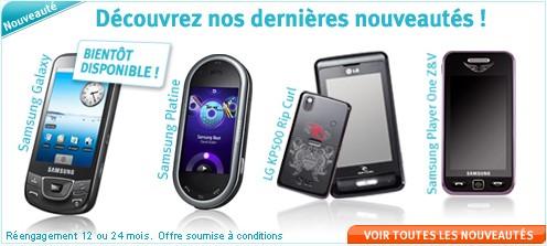 Changer de mobile Bouygues Telecom  Accueil renouvellement Espace Client - Mozilla Firefox