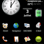 Smartphone France vous propose son nouveau Firmware V 2.0 pour HTC Magic en Beta Test