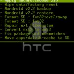 L'interface du HTC Hero dans votre HTC Magic – Le TUTO