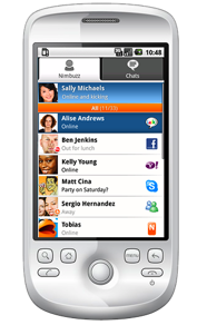 Nimbuzz mobile social messaging for Android - LIFTOFF!!_1250037922212