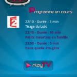 Application pour regarder la télévision sur SFR – FreetvSFR devient G.playerTV