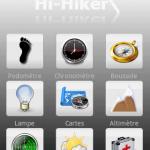 Hi-Hiker Pro – Application gratuite pour les randonneurs