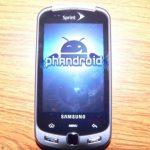 Samsung Q – Des photos volées et un clavier physique