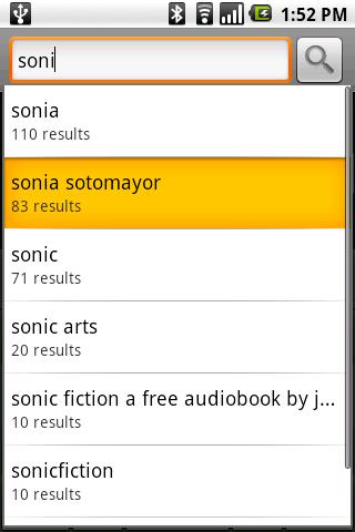 [SOFT] GOOGLE LISTEN : Télécharger et écouter ses podcasts audio [Gratuit] Sonia_selected