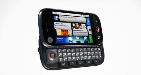 Motorola DEXT - MOTOBLUR - Tlphone Android - Motorola France - Mozilla Firefox