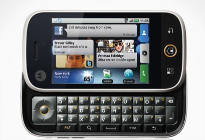 Motorola DEXT - MOTOBLUR