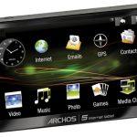 La tablette tactile Android Archos 5 se dévoile un peu plus
