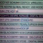 HTC Passion et HTC Desire les 2 prochains terminaux sous Android de HTC ?