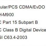 Le Samsung InstinctQ M900 sous Android est sur le point de sortir aux USA