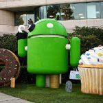 Bugdroid – La mascotte Android déguisée pour Halloween