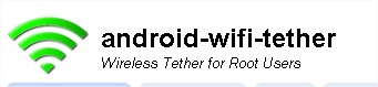 android-wifi-tether - Project Hosting on Google Code - Mozilla Firefox