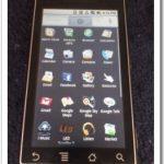 Motorola Tao alias Sholes – Spécifications techniques et date de sortie