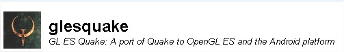glesquake - Project Hosting on Google Code - Mozilla Firefox