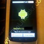 Les toutes premières photos du HTC Dragon ?