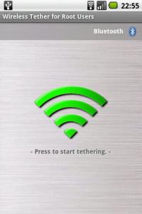 [SOFT/ROOT] WIRELESS TETHER : transforme votre android en routeur WIFI [Gratuit] Screenshot_01-200x300