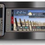 Un téléphone de bureau sous android par verizon