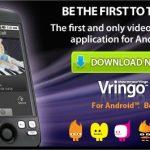 Vos sonneries en vidéo avec Vringo sur android