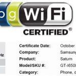 Le Samsung Saturn i6500 le dernier terminal sous Android de la marque