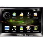 Archos 5 Internet Tablet – Installez la Synthèse vocale