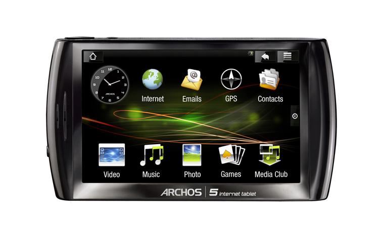 Consigue un Archos 5 Tablet por 1 euro