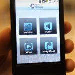 Les Cliniques espagnoles sous Android