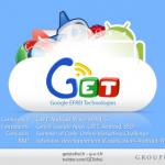 Vidéo de présentation de la conférence Google organisée par GET et le GTUG