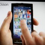 Interface utilisateur Android de Sony Ericsson nommée Nexus