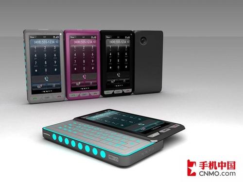 oppo   un nouveau smartphone multi touch sous android