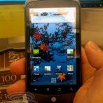 Nexus One – Une vidéo et 2 photos de plus du Google Phone