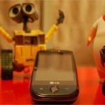 LG GW620 – Mise à jour Android 1.6 pour fin mai