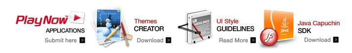 Mobile Developer Support - Sony Ericsson Developer World_1261485629367