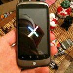Nexus One – Le Google Phone est réel, voila des photos