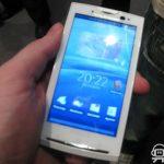 Nouvelles photos du Sony Ericsson Xperia X10
