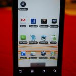 Motorola Milestone – Test de la partie logicielle