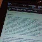 Archos 5 Internet Tablet – Installer Android Market en un clic