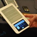 Alex le eReader sous Android de Spring Design au CES 2010