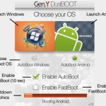 Gen.Y Dualboot – Une application pour choisir entre Android et Windows Mobile