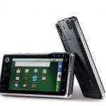 Nouvelles vidéos du Motorola Motoroi sous Android