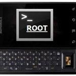 Motorola Milestone – Le root (TUTO)