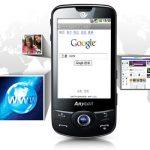 Nouveau Samsung i899 sous Android sur le marché chinois