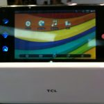 TCL sort un MID Android et son Dock