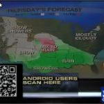 Weather Channel – Flashez votre TV pour l'application Android