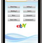 Ebay – L'application officielle disponible pour Android