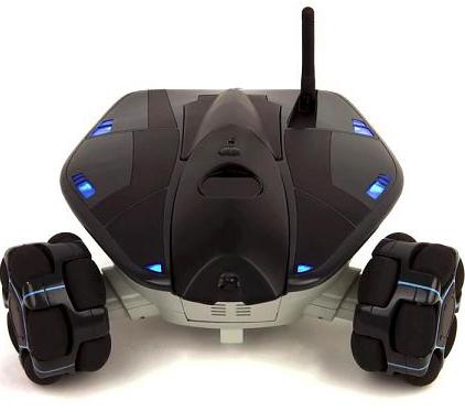 Rivio ? Encore un robot radio-commandé via Android