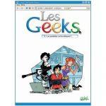 Anniversaire Android France – 10 exemplaires numériques des Geeks la BD