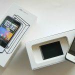 HTC Legend – prise en main en français